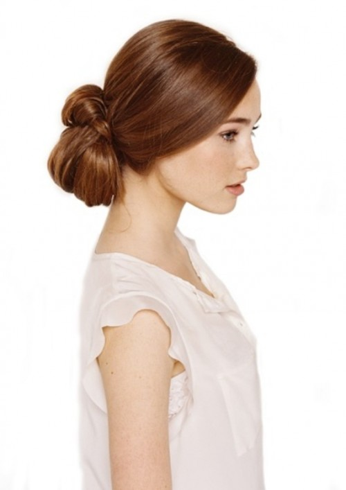 Gorgeous Hairstyles For The Modern Bride