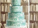 22 Marbleized Details For Your Wedding Look And Decor
