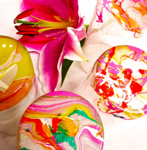 Marbleized Details For Your Wedding Look And Decor