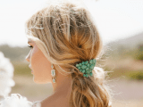 23 Awesome Ways To Style A Ponytail On Your Wedding Day