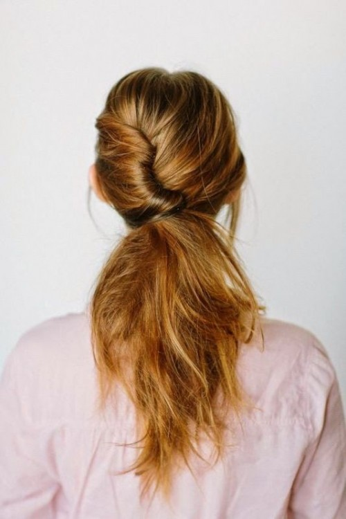Awesome Ways To Style A Ponytail On Your Wedding Day