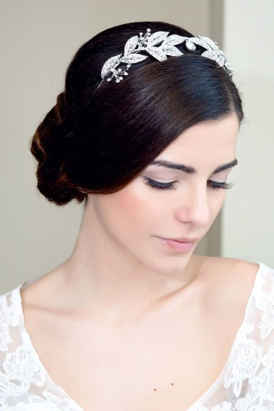 Picture Of breathtaking bridal headbands that we love  1