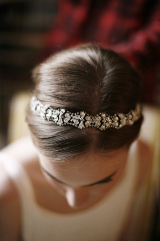 Picture Of breathtaking bridal headbands that we love  15