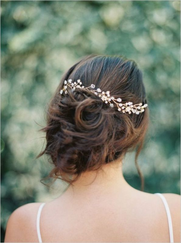 Picture Of breathtaking bridal headbands that we love  16