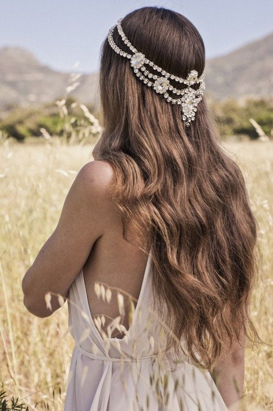 Picture Of breathtaking bridal headbands that we love  20