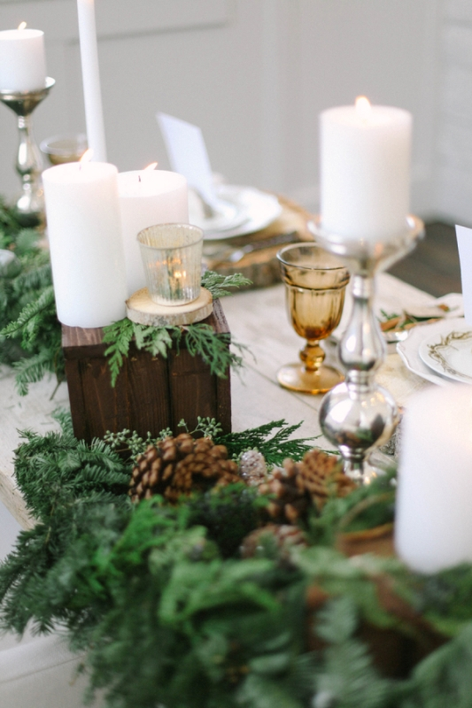 Picture Of details that we love for winter weddings  11