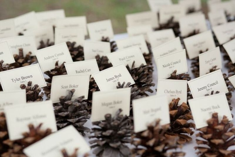 Picture Of details that we love for winter weddings  12
