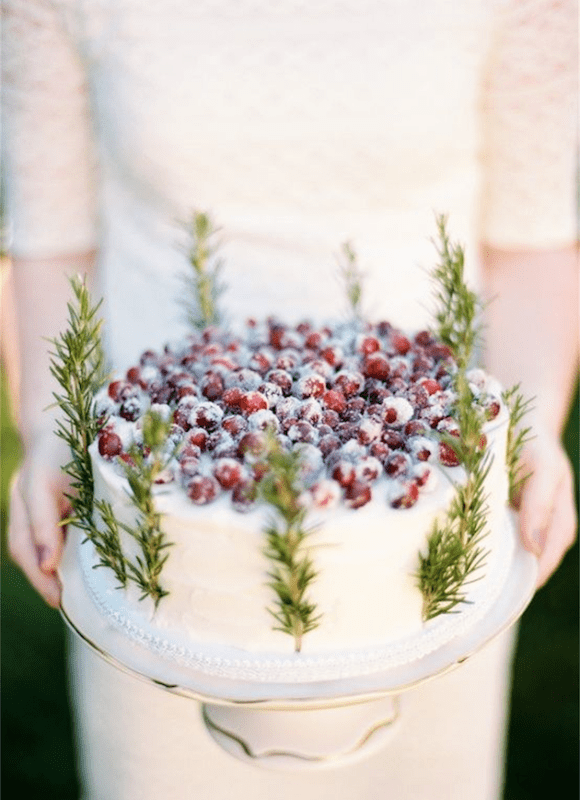 Picture Of details that we love for winter weddings  14