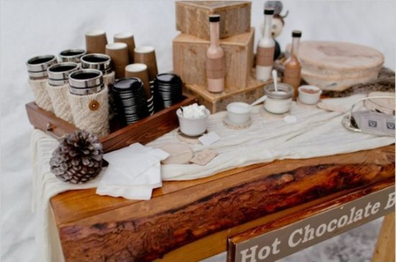 Picture Of details that we love for winter weddings  17