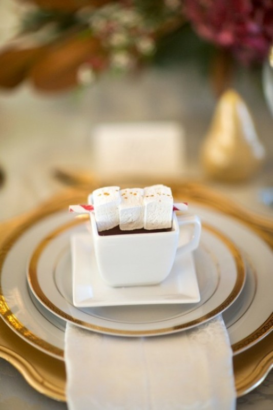 Picture Of details that we love for winter weddings  18
