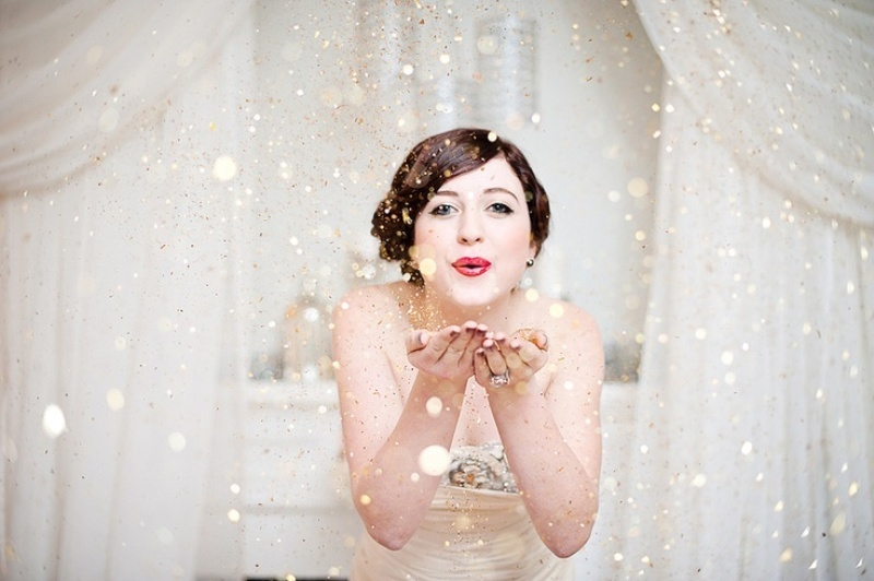 Picture Of details that we love for winter weddings  23