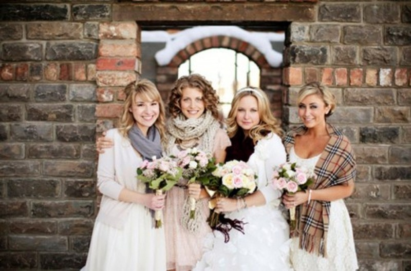 Picture Of details that we love for winter weddings  6
