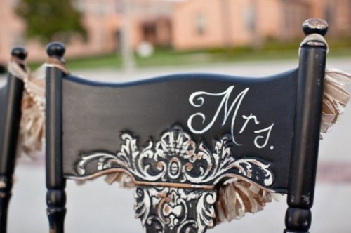 Ideas Of Chair Decor Signage