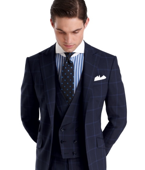 23 Really Stylish Groom Suits With Mismatched Prints - Weddingomania