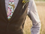 23 Stylish Groom Suits With Mismatched Prints