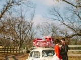 24 Chic Retro Styled Car Ideas For Your Wedding