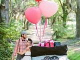 24 Chic Retro Styled Car Ideas For Your Wedding15