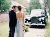 24 Chic Retro Styled Car Ideas For Your Wedding17