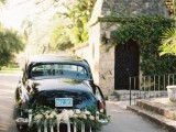 24 Chic Retro Styled Car Ideas For Your Wedding19