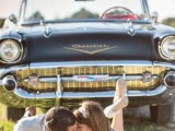24 Chic Retro Styled Car Ideas For Your Wedding21
