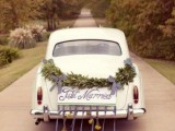 24 Chic Retro Styled Car Ideas For Your Wedding22