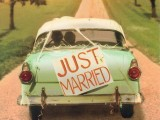 24 Chic Retro Styled Car Ideas For Your Wedding23