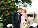24 Chic Retro Styled Car Ideas For Your Wedding3