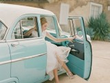 24 Chic Retro Styled Car Ideas For Your Wedding7