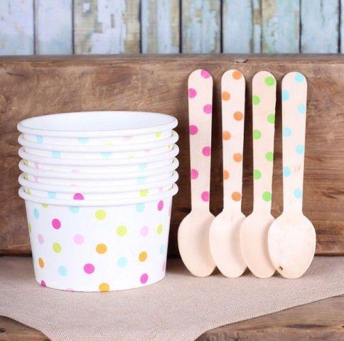 Picture Of Cool Wedding Ice Cream Ideas 15