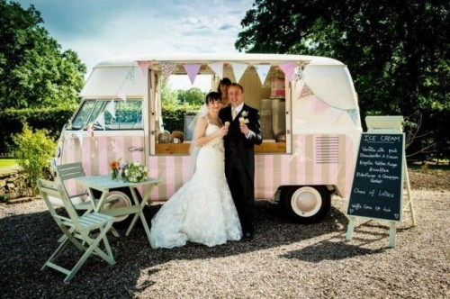 Cool Ways To Serve Ice Cream On Your Big Day