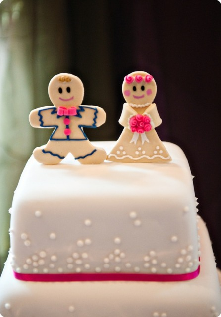 24 Yummy Gingerbread Wedding Décor Ideas
