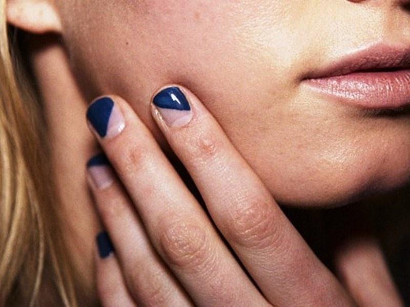picture of trendy autumn nails design ideas for brides 15