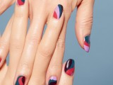 colorful abstract nails are a catchy way to bring much color to your look and a quirky pattern at the same time
