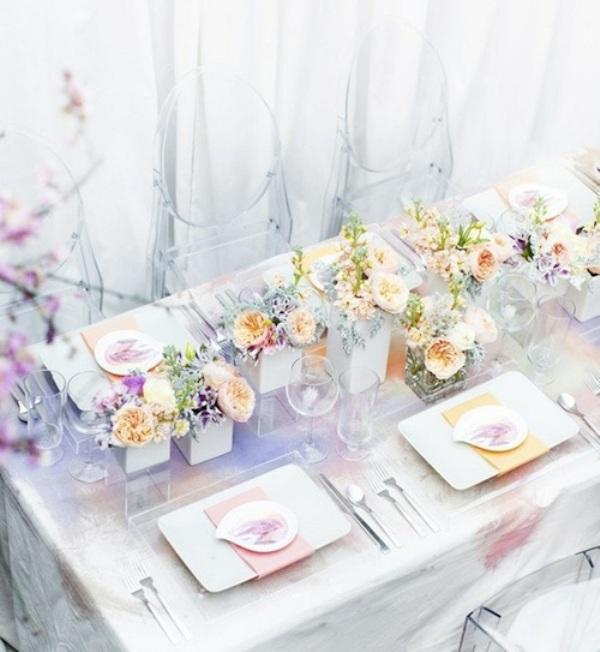 Watercolor Wedding Ideas