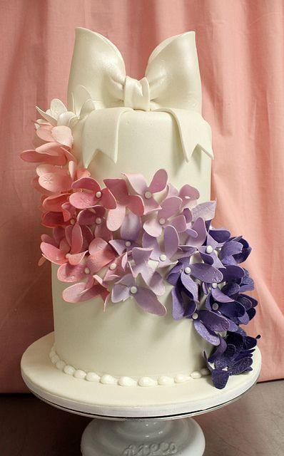 Adorable Bow Wedding Cakes24 (1)