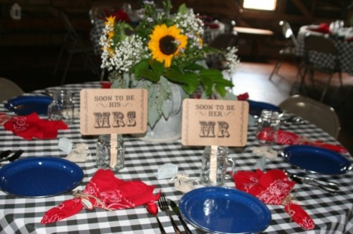 Barbecue Themed Rehearsal Dinner Ideas