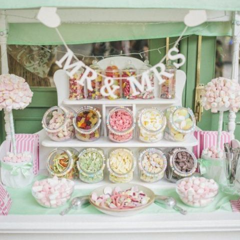 Picture Of Candy Bar Ideas For Your Wedding 20