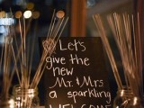 25 Cool Sparkler Wedding Décor Ideas22