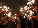 25 Cool Sparkler Wedding Décor Ideas3