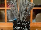 25 Cool Sparkler Wedding Décor Ideas4