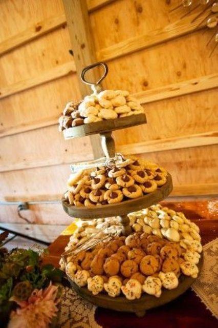 25 Cute Cookie Bar Ideas For Your Wedding Weddingomania