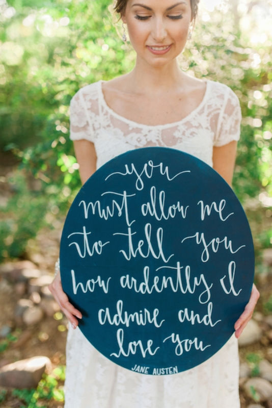 Picture Of awesome ways to use quotes on your wedding day  1