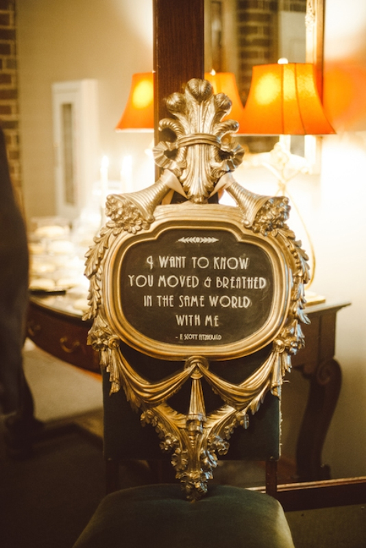 Picture Of awesome ways to use quotes on your wedding day  11