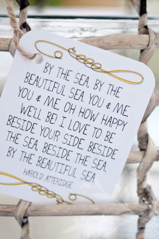 Picture Of awesome ways to use quotes on your wedding day  13