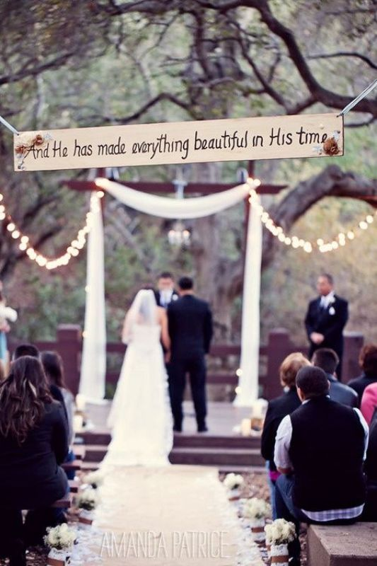 Picture Of awesome ways to use quotes on your wedding day  17