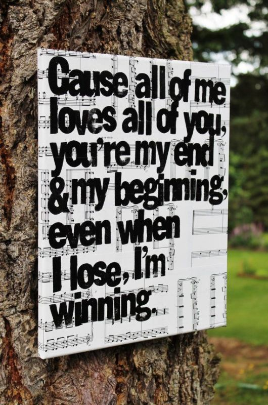 Picture Of awesome ways to use quotes on your wedding day  18