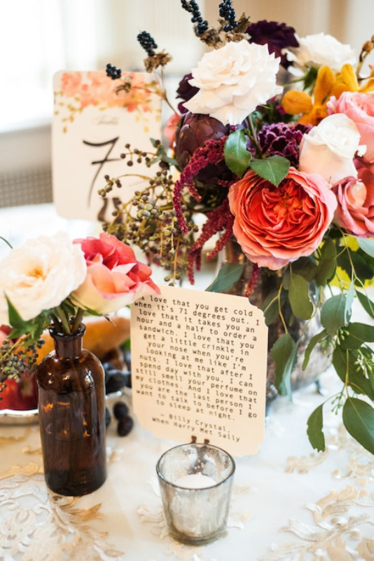 Picture Of awesome ways to use quotes on your wedding day  23
