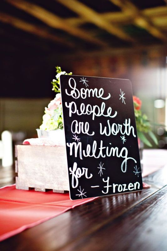 Picture Of awesome ways to use quotes on your wedding day  4