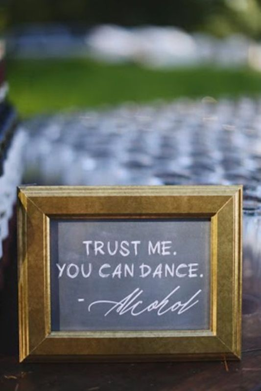 Picture Of awesome ways to use quotes on your wedding day  7