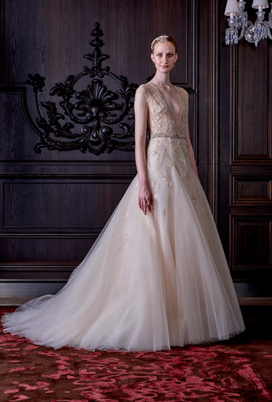 Picture Of best looks from 2016 bridal fashion week  18